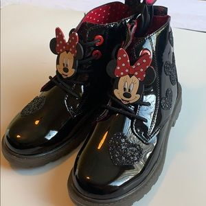 Disney Minnie Mouse Boots - LIGHT UP